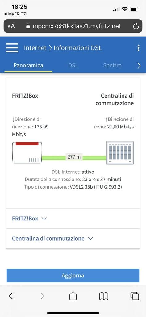 Passaggio da FTTC Tim a FTTC Sky Wifi - FibraClick Forum